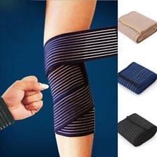 1pcs New Sports Wrist Elbow Ankle Knee Leg Elastic Brace Support Wrap Strap JJ