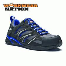 Dickies haxtun Senderista Seguridad Zapatillas ESD CLASIFICADO, ligero Zapato De