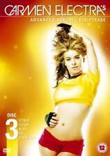 Carmen Electra's Advanced Aerobic Striptease (DVD)