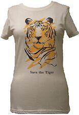 "Adini ""Save The Tiger"" Tee Shirt"
