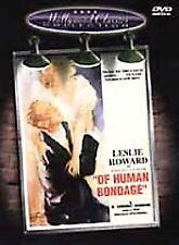 Of Human Bondage (Hollywood Classics Collection B&W DVD) Leslie Howard