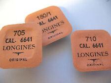 LONGINES VINTAGE WATCH 6641  ASSORTED MOVEMENT  PARTS 710,180/1,705