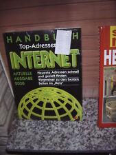 Handbuch Top-Adressen Internet, Aktuelle Ausgabe 2000