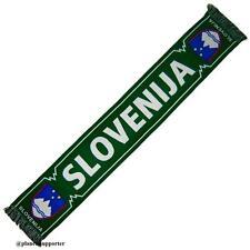 ECHARPE SLOVENIE SLOVENIA scarf schal cachecol sjaal no drapeau maillot fanion