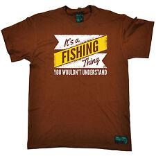 Dw es una cosa de pesca peces Camiseta Accesorio Regalo de Cumpleaños Divertido de Pesca Gear