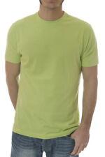 T-shirt Maglietta Armani Jeans AJ Sweatshirt -60% Uomo Verde MWFNATI9- SALDI