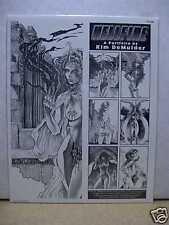 Kim Demulder: Hellfire PORTAFOGLIO (female TECNO) (USA)