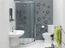 Burbujas Pared Arte Pegatinas Calcomanías de () Impermeable, trabajarán en azulejos/Vidrio/Cerámica