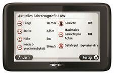 TomTom PRO 7250 7150 7100 TRUCK Europa 45 paesi UE IQ GPS Telematics Business