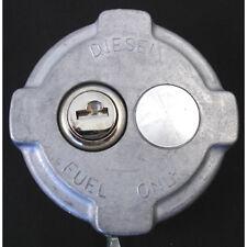 Locking Diesel Fuel Cap, 2-3/8 Fill Neck, FTA-C-13 Freightliner M2, 2002 and Up