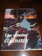 UNE SEMAINE A COLOMBEY - 1971 - Obsèques Charles de Gaulle