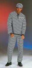 Preso, convicto, traje traje, Despedida De Soltero Hombre Talla 50 + 56