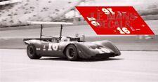 Calcas Ferrari 612P Michigan 1969 16 1:32 1:43 1:24 1:18 decals Cris Amon