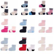 ewers 3er Set Baby- Socken Erstlingssöckchen Neugeborenen Söckchen