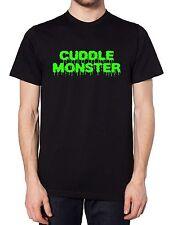 Cuddle Monster Halloween T Shirt Funny Spooky Free Hugs Boyfriend Girlfriend Kid