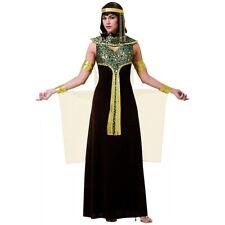 Cleopatra Costume Adult Egyptian Queen Halloween Fancy Dress