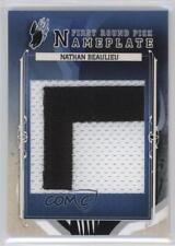 2013 In the Game Draft Prospects #NP-22 Nathan Beaulieu Saint John Sea Dogs Card