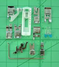 Presser Feet attachments Set* Kenmore Super High Shank cl 385, 158 listed models