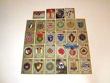 Panini wm 1990 italia 90-de todos los escudos de armas/badges seleccionar/pick nuevo/Mint