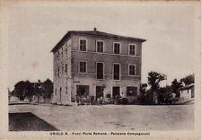 #ORIOLO R.: FUORI PORTA ROMANA- PENSIONE COMPAGNUCCI