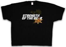 4XL & 5XL FORZA OF THE BEAR T-SHIRT - Marshall Bravestarr Shirt XXXXL XXXXXL