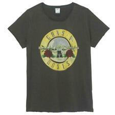 Amplified Guns N Roses Drum Womens T-Shirt