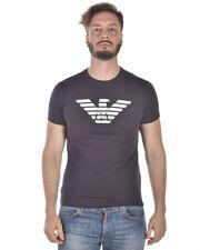 T-shirt Maglietta Emporio Armani T-Shirt Sweatshirt % Uomo Blu 8N1T991JPZZ-939