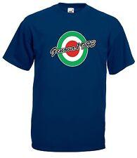 T-shirt Maglietta J1441 Genoa 1983 Coppa Italia Calcio Ultras