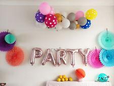 Rose Gold Balloons, PARTY, Bar balloons banner bride engaged garland wedding