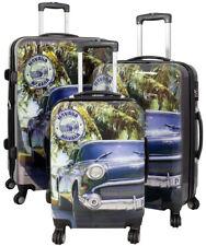 Havana - Polycarbonat Reisekoffer Koffer Bordgepäck Trolley Handgepäck Set
