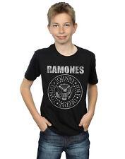 Ramones niños Distressed Seal Camiseta