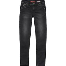 Vingino Mädchen Jeans Bettine black used superskinny flex Gr.128 - 176 NEU