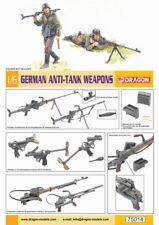 "Dragon Models 1/6 Scale 12"" WWII German Anti-Tank Rifle Kit 75014"