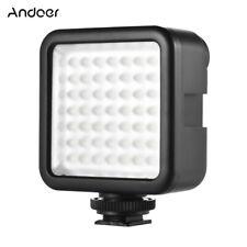 Interlock Camera LED Panel Light Camcorder Video Lighting for Canon Nikon DSLR