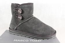 Marco Tozzi Botines Botas invierno gris 26822 NUEVO