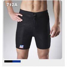Pantalón protección reductor adelgazante ejercicio LP 712A Térmico neopreno Azul