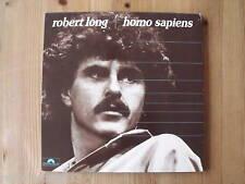 """12"""" LP-Robert Long-HOMO SAPIENS-POLYDOR - 80´s"""