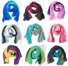 Schals Tücher Halstuch Pali Tuch mit 3 Farben gemischt 10 Farbenauswahl