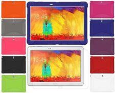 AMZER Gel de Silicona Recubrimiento Estuche protector de pantalla para 10.1 2014 TabPro GALAXY Note