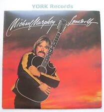 MICHAEL MURPHEY - Lonewolf - Excellent Con LP Record