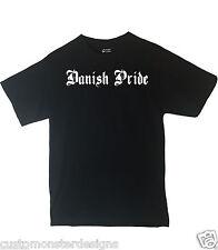Danish Pride Shirt Country Pride T shirt Different Print Colors Inside