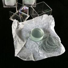 Φ3-80mm Round Microscope Cover Glass Cover Slips 100pcs/pack for Lab Research