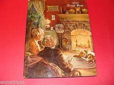 Ideals Scrap Book 1961 1st Ed. Inspirational poems, psalms, stories Van Hooper