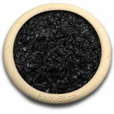 100g Hawaii Art Salz Schwarz BLACK LAVA Gewürz Dekosalz