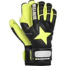 Derbystar Mamba Torwarthandschuhe Goalkeeper Fußball Handschuhe schwarz/gelb