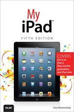 """""""VERY GOOD"""" Rosenzweig, Gary, My iPad (covers iOS 6 on iPad 2, iPad 3rd), Book"""