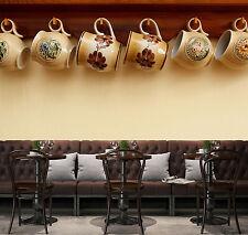 3D Kaffeetassen Cups Fototapeten Wandbild Fototapete Bild Tapete Familie