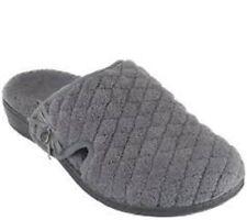 Vionic Adilyn Women's Orthotic Support Slippers Dark Grey
