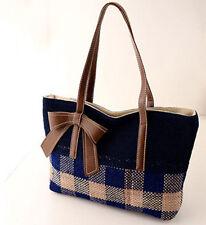 Leather/Fabric Casual Brand Bag Designers Shoulder Bag Big