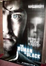 Cinema Banner: WOMAN IN BLACK, THE 2012 Daniel Radcliffe Janet McTeer